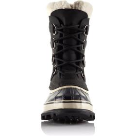 Sorel Caribou Boots Dame black/stone